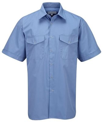 Stud Fastening Work Shirt