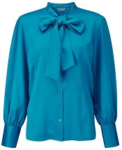 Ladies Bow Blouse
