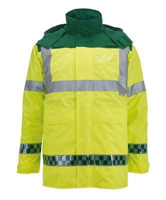 Breathable Ambulance Hi Visibility Jacket (PA-101)