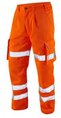 Poly Cotton Cargo Trousers