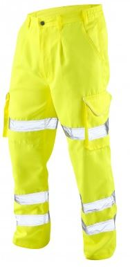 Poly Cotton Cargo Trousers (HVO-1)