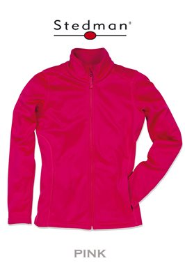 Stedman® Ladies Bonded Fleece Jacket (FJ-7)